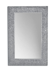 Boheme Aura 538 Зеркало с подсветкой, серебро глянец