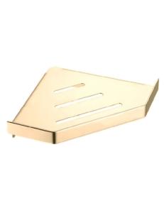 Boheme New Venturo 10318-G Полка угловая, золото