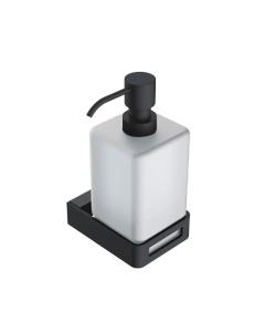 Boheme Q 10957-B Диспенсер для мыла настенный, черный