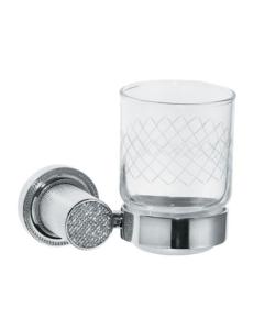 Boheme Royal Crystal 10924-CR Стакан настенный