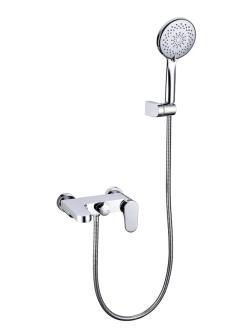 Boheme Spectre 453-CR Смеситель для для ванны с душем однорычажный (Хром)
