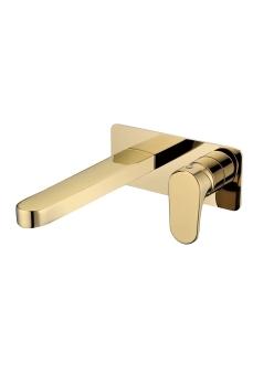 Boheme Spectre 455-G Смеситель встроенный для раковины однорычажный (Золото)