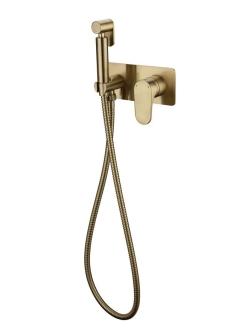Boheme Spectre 457-Bronze Гигиенический душ однорычажный (Бронза)
