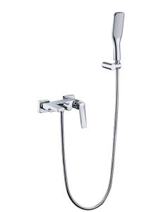 Boheme Venturo 373 Смеситель для ванны с душевым гарнитуром, хром