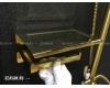 Boheme Venturo 10311-G Держатель для туалетной бумаги с полкой (Золото)