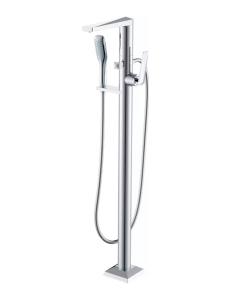 Boheme Venturo 379 Смеситель для ванны напольный, хром