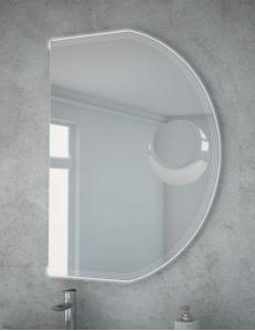 Cezares Moderno 45029 Зеркало для ванной с LED подсветкой, 60х80 см