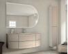 Зеркало для ванной Cezares 45030 с косметическим зеркалом, 120х80 см