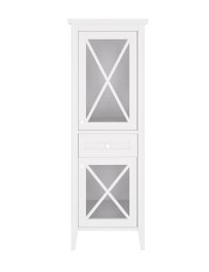 Creto Vetra 15-16056W Пенал напольный 55 см, белый
