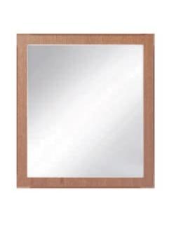 Creto Vetra 15-80100N – Зеркало 80 см орех