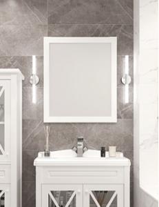 Creto Vetra 15-50W Зеркало 50 см, белое