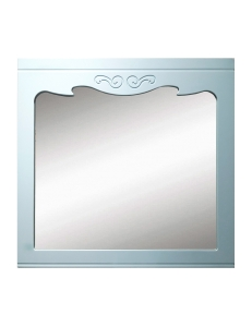 Creto Viva Зеркало 80х77 см, blue