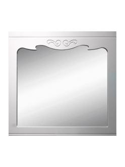 Creto Viva 13-80W – Зеркало 80х77 см white