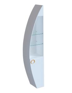 De Aqua Эскалада RS0 – Открытый пенал для ванной + ручки Арт