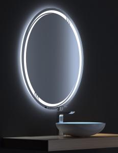De Aqua Дрим – Зеркало с LED-подсветкой и сенсором