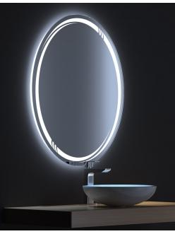 De Aqua Дрим – Зеркало для ванной со светодиодной LED-подсветкой и сенсором