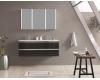 Esbano ES-3819 Зеркальный шкаф для ванной с подсветкой, 100х70 см