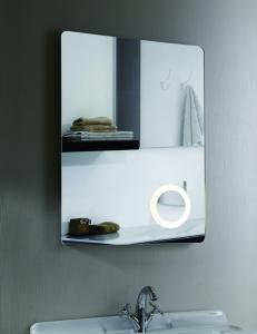 Esbano ES-2070HD Зеркало вертикальное с подогревом и косметическим зеркальцем