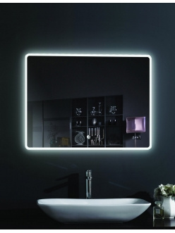 Esbano ES-2073RDS (KDS,YDS) Зеркало для ванной с подсветкой и подогревом