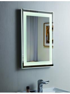 Esbano ES-2268FD Зеркало для ванной с Led подсветкой и подогревом, вертикальное
