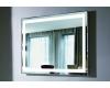 Esbano ES-2268GD Зеркало для ванной с Led подсветкой и подогревом, горизонтальное