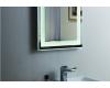 Esbano ES-2268HD Зеркало для ванной с Led подсветкой и подогревом, универсальное