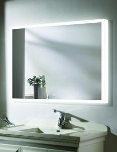Esbano ES-2542 Зеркало горизонтальное с подсветкой и функцией антизапотевания