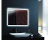 Esbano ES-2632KD(YD) Зеркало горизонтальное для ванной с подсветкой и подогревом