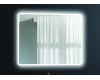 Esbano ES-2633KD(YD) Зеркало горизонтальное для ванной с подсветкой и подогревом