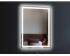 Esbano ES-3429HRD Зеркало для ванной с Led подсветкой и подогревом, универсальное