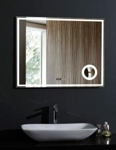 Esbano ES-3482 Зеркало горизонтальное с подсветкой и функцией антизапотевания