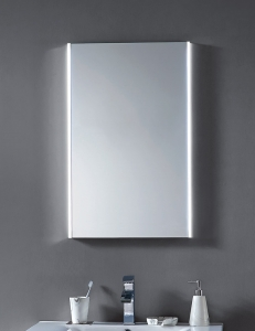 Esbano ES-3802HD Зеркало вертикальное с подсветкой и функцией антизапотевания