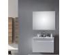 Esbano ES-3802RD(KD) Зеркало для ванной с подсветкой и подогревом, горизонтальное