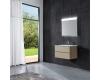 Esbano ES-3804 (RD/KD/YD) Зеркало для ванной с подсветкой и подогревом