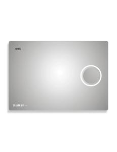 Esbano ES-3845 Зеркало горизонтальное с подсветкой и функцией антизапотевания