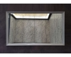 Esbano ES-3848KDA Зеркало для ванной с подсветкой, 100х70 см