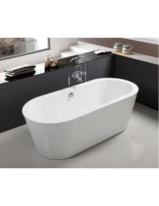 Esbano Berlin Ванна отдельностоящая, белый