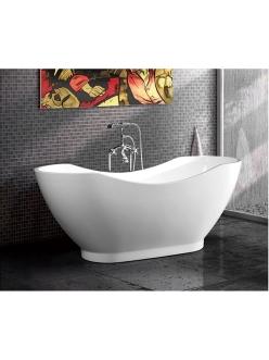 Esbano Madrid (White) Ванна отдельностоящая белый