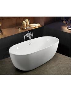 Esbano Rome Ванна отдельностоящая, белый