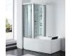 Gemy G8040 B  Ванна гидромассажная пристенная, 170х85 см, белый