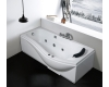 Gemy G9010 B  Ванна гидромассажная пристенная, 173х83 см, белый