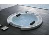 Gemy G9060 K Ванна гидромассажная встраиваемая, 210х210 см, белый