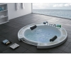 Gemy G9060 O Ванна гидромассажная встраиваемая, 210х210 см, белый