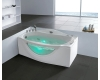 Gemy G9072  B Ванна гидромассажная пристенная, 171х92 см, белый