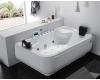 Gemy G9085 K Ванна гидромассажная пристенная, 180х116 см, белый