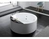 Gemy G9230 K Ванна гидромассажная отдельностоящая, 150х150 см, белый