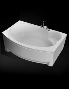 GNT Bohemia 190x110 – Симметричная акриловая ванна нестандартной формы
