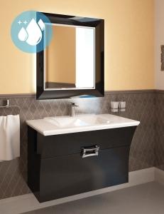 Ingenium Vogue 90 Комплект мебели для ванных комнат (Vog 900.02-v) - Водостойкий