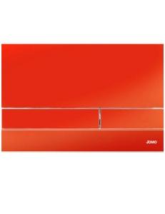Jomo EXCLUSIVE 2.1 167-3700XX Клавиша для смыва с белой рамкой, 14 цветов