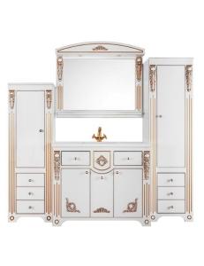 VOD-OK Elite Версаль 120 Комплект мебели для ванной